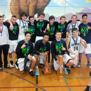 Oak Bay Island champs
