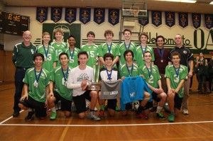 2013 Vancouver Island Champions. Third straight Island title. Sixth place AAA provincial championships