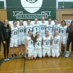 Lower Island Senior Girls Champions