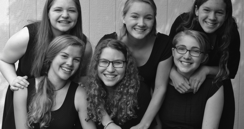 "Congratulations to ""Nitesco"", a small ensemble of Oak Bay singers, wins PROVINCIALS at the ""BC Performing Arts Festival and is awarded second place at NATIONALS."